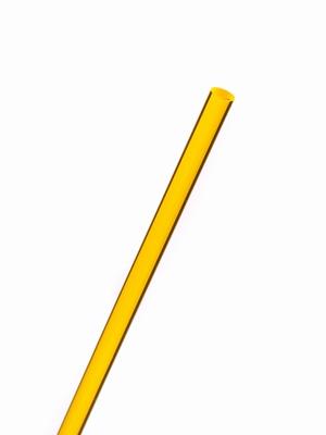 Acrylaat rond staf fluor geel