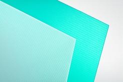 Polypropeen folie set in diverse transparante kleuren