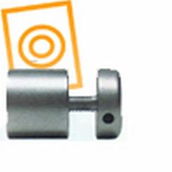Afstandhouder satin WM05 diameter 16 mm