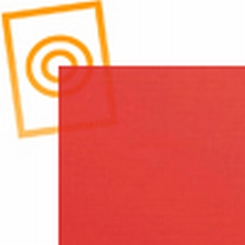 Zacht schuim pvc rood 1,2 mm