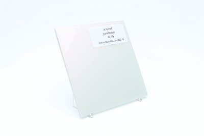 Acrylaat parelmoer AC39 wit met roze gloed