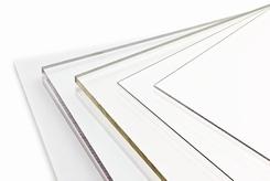 Acrylaat plaat transparant (tijdelijk uitverkocht)