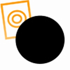 XS2design nylon zwart diameter 1,75 mm