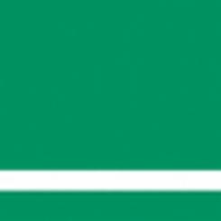 Graveerplaat groen-wit
