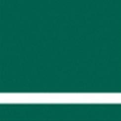 Graveerplaat donkergroen-wit 610x610x1,6mm