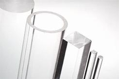Polycarbonaat buis transparant