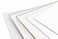 Polyester folie transparant met beschermfolie