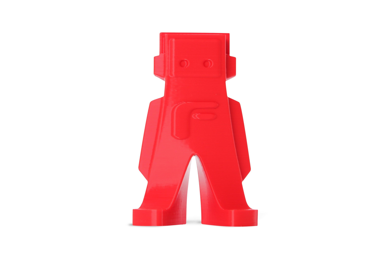 3D Print Filamen form futura PLA rood