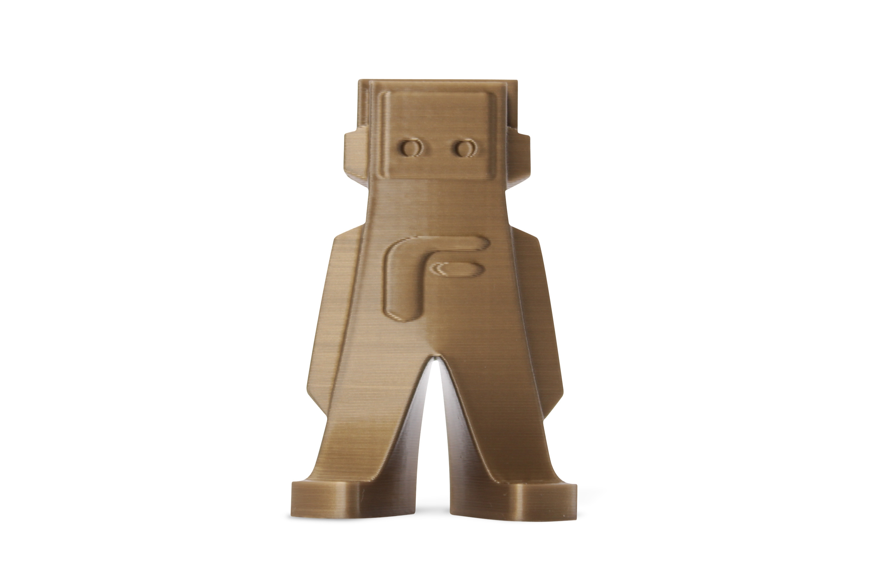 3D Print Filament Form Futura PLA brons-goud