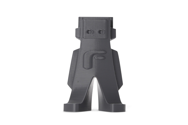 3D Print Filament Form Futura PLA donkergrijs