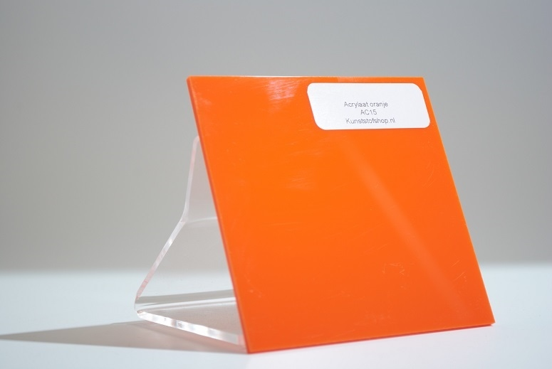 Monster acrylaat oranje AC15