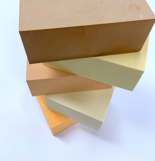 Necuron 100 PU foam platen beige