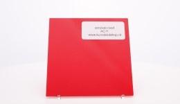 Acrylaat plaat rood AC11