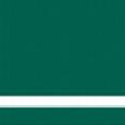 Graveerplaat donkergroen-wit 1220x610x1,6mm