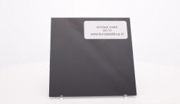 Acrylaat plaat zwart glans AC10