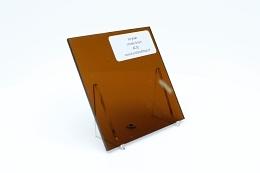 acrylaat plaat plaat smoke/rookbruin 1200x600x1,0mm