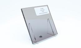 acrylaat plaat plaat smoke/rookgrijs 1200x600x1,0mm