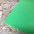 Solanyl bioplastic plaat groen