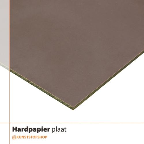 Hardpapier/ hardweefsel