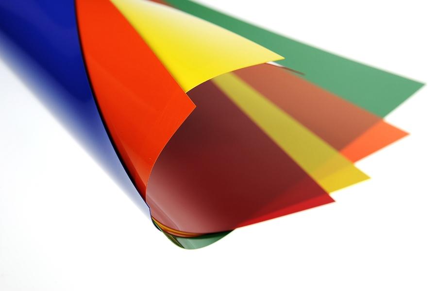 Transparante en dekkende kleuren