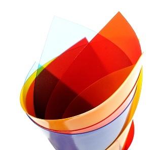 Zacht PVC kleuren