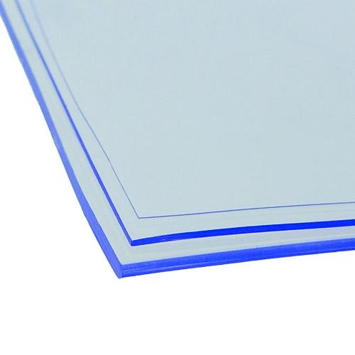 Zacht PVC transparant